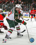 Cal Clutterbuck 2010-11 Action Photo