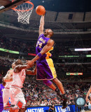 Kobe Bryant 2010-11 Action Photo