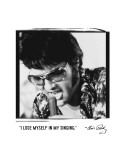 Elvis: Singing Prints