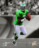 NFL Michael Vick 2010 Spotlight Action Photo