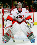 Cam Ward 2010-11 Action Photo