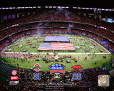 Ohio State Buckeyes Allstate Sugar Bowl Champions with Overlay Photo