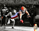 Peyton Hillis 2010 Spotlight Action Photo