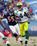 James Starks 2010 NFC Championship Game Action Photo