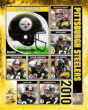 Pittsburgh Steelers 2010 AFC Championship Composite Photographie