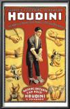 Harry Houdini Prints