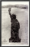 Human Soldier Statue Of Liberty Posters