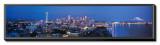 Seattle, Washington Framed Canvas Print by James Blakeway