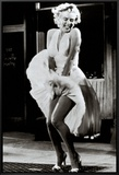The Seven Year Itch Framed Canvas Print