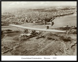 Consolidated Commodore, Havana, 1929 Framed Canvas Print