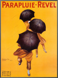 Parapluie-Revel, c.1922 Framed Canvas Print by Leonetto Cappiello