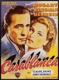 Casablanca Framed Canvas Print