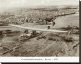 Consolidated Commodore, Havana, 1929 Stretched Canvas Print