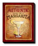 Margarita Stretched Canvas Print by Lisa Audit