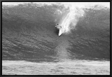 Mark Foo, Waimea Framed Canvas Print by Bill Romerhaus