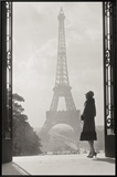 Paris 1928 Framed Canvas Print
