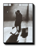 Eternal Kiss Stretched Canvas Print