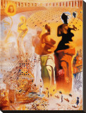 The Hallucinogenic Toreador, c.1970 Stretched Canvas Print by Salvador Dalí