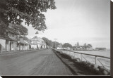 Front Street, Lahaina, 1917 Stretched Canvas Print