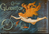 Cycles Gladiator Impresso em tela esticada por Georges Massias
