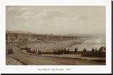 Ocean Beach, San Francisco, 1907 Stretched Canvas Print
