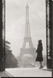 Paris 1928 Stretched Canvas Print