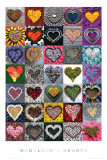 MADALENE'S HEARTS Prints