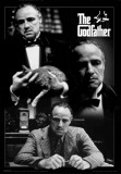 The Godfather - 3D Poster Prints
