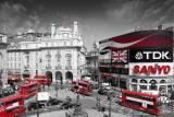 LONDRES - Picadilly Circus Láminas