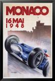 Monaco, Mai 1948 Kunstdrucke von Geo Ham