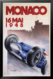 Monaco, May 1948 Posters by Geo Ham