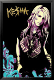 Ke$ha - Retro Prints