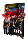 Aerosmith - Live - 3D Poster Posters