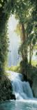 Cascades - Saragosse Affiches