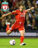 LIVERPOOL - Cole Action Photo