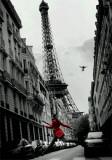 La Veste Rouge - 3D Poster Print