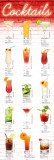 Cocktails - german Affiches