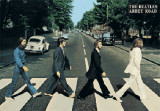 Beatles - Abbey Road - 3D Poster Posters