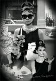 Audrey Hepburn - 3D Poster Posters
