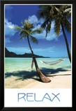 Relaxation Posters par Randy Faris