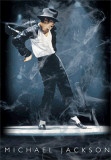 Michael Jackson - 3D Poster Print