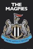 NEWCASTLE UNITED - Crest Prints