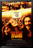 Rush - Beyond the Lighted Stage - DVD Cover Art Lámina