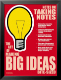 Big Ideas Affiches