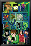 Ben 10 - Alien Force Posters