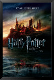 Harry Potter und die Heiligtümer des Todes, Englisch Poster