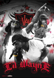 Lil Wayne - 3D Poster Posters