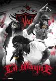 Lil Wayne - 3D Poster Posters