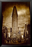 New York Flat Iron Posters