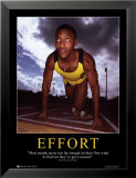 Effort Posters